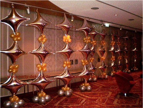 festliche deko f r jede feier event ball gala messe und promotion. Black Bedroom Furniture Sets. Home Design Ideas