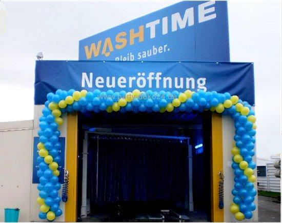 Luftballon Bringdienst Hannover Niedersachsen