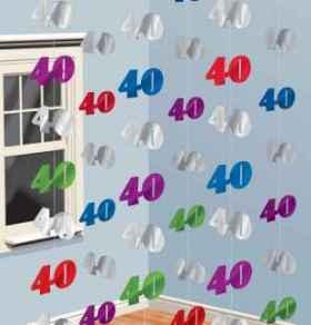 40 geburtstag geschenke deko dekoartikel und geschenkartikel zum 40 geburtstag 2. Black Bedroom Furniture Sets. Home Design Ideas