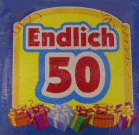 50 geburtstag geschenke deko dekoartikel und