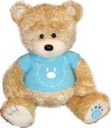 Geburt teddy junge im shop for Geburtstagsdeko junge