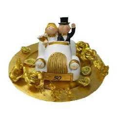 Goldene Hochzeit Deko Sparset 1 Im Shop