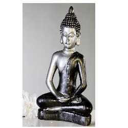 figur buddha xxl im shop. Black Bedroom Furniture Sets. Home Design Ideas