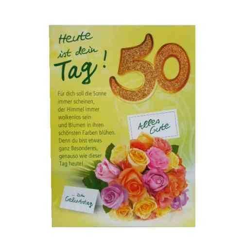 Zum 50 Geburtstag 50 Geburtstag Einebinsenweisheit