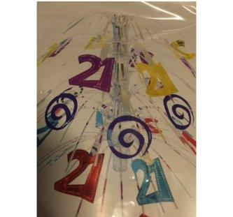 21 geburtstag deko geschenke dekoartikel und geschenkartikel zum 21 geburtstag. Black Bedroom Furniture Sets. Home Design Ideas