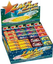 Zack Zack, Action Box, 125-tlg