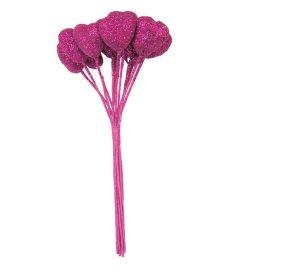 Pink party deko glamour mottoparty aktuelle dekoration for Pinke party deko