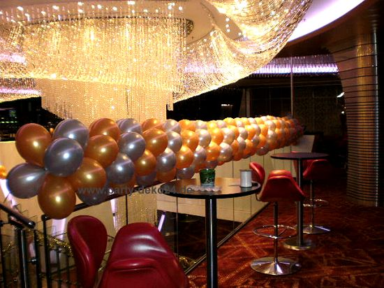 Festliche Deko Fur Jede Feier Event Ball Gala Messe Und Promotion