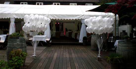 Party deko shop ihr partner f r hochzeitsdeko for Dekoration mit luftballons