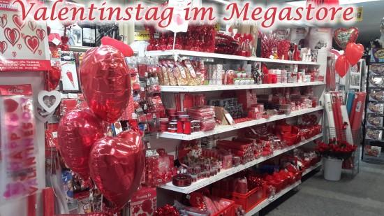 Valentinstag Geschenke Deko Shop