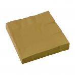 goldene hochzeit servietten goldfarben im shop. Black Bedroom Furniture Sets. Home Design Ideas
