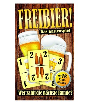 Freibier Party - Partyspiel