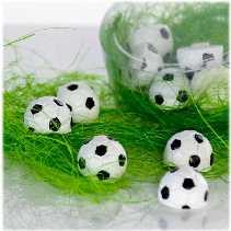 Fussball 3 D Klebesticker Fussball