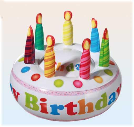 Aufblasbare Torte Zum 50 Geburtstag Im Shop