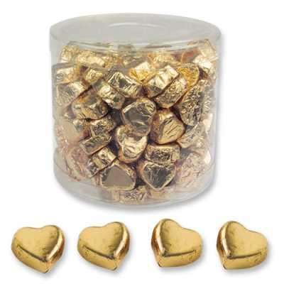 Nougatherzen Gold Im Shop