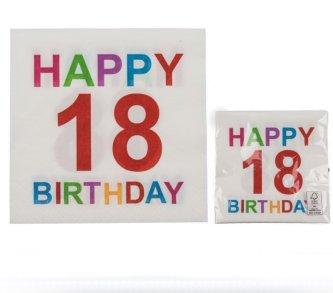 18 geburtstag geschenke deko dekoartikel und geschenkartikel zum 18 geburtstag 23. Black Bedroom Furniture Sets. Home Design Ideas