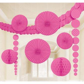 Pinkes xxl dekoset im shop Deko shop hannover