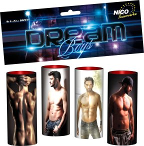 Dream Boys Tischbomben