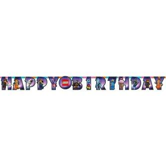 HAPPY BIRTHDAY PAW PATROL PARTYKETTE PARTY KETTE GIRLANDE DEKORATION GEBURTSTAG