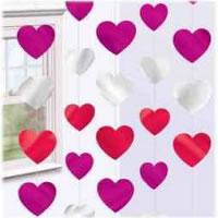 Valentinstag Deko / Romantische Dekoration
